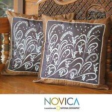 Fertile Field Cushion Cover (Set of 2)