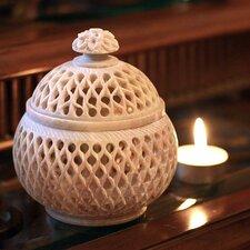 Lattice Lace Jar