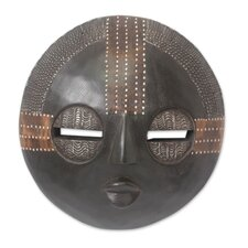 The Rita Addo Zakour Ghanaian Mask Wall Décor