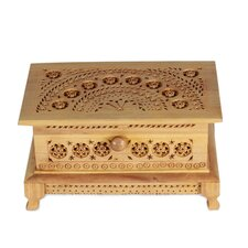 The Suresh and Devender Garg Wood Box