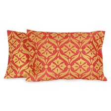 The Seema Embroidered Cushion Cover