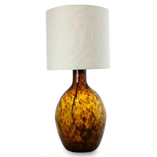 """The Javier and Efren 15.8"""" H Blown Glass Table Lamp"""