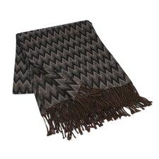 The Jorge Prior Acrylic and Alpaca Throw Blanket