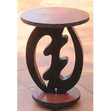 <strong>Novica</strong> Wood Accent Table