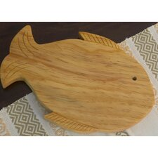 The Victor Hugo Lopez Wood Cutting Board