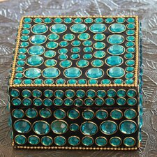 The Vipin Bejeweled Box