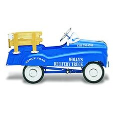Delivery Pedal Truck