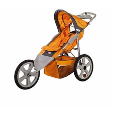 Flash Fixed Wheel Jogging Stroller