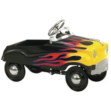<strong>InSTEP</strong> Hot Rod Pedal Car