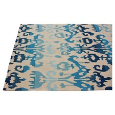 <strong>nuLOOM</strong> Pop Lanterns Blue Rug