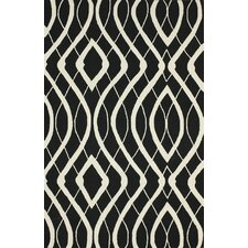 Barcelona Black/White Lee Area Rug
