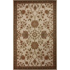 Heritage Brown Jessie Rug