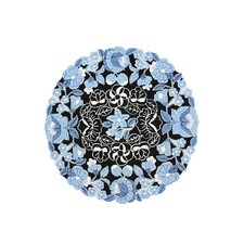 Uzbek Blue Luigi Rug