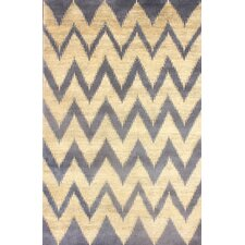 Everest Hatess Natural/Grey Area Rug