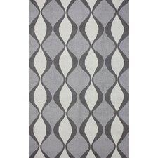 Novel Grey Phyllis Area Rug