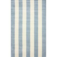 San Miguel Dusk Blue Dasher Rug