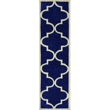 Fez Pacific Blue Area Rug