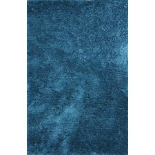 Cloud Teal Area Rug