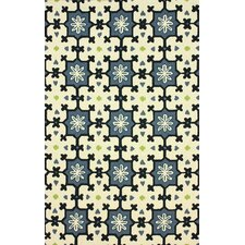 Heritage Barcelona Yellow Area Rug