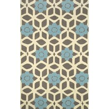Heritage Jacquelyn Blue Area Rug