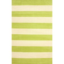 San Miguel Green/Ivory Sylvester Area Rug