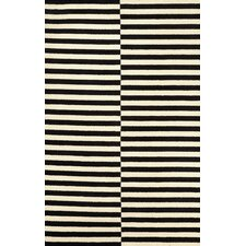 San Miguel Black Scully Rug