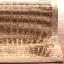 Sisal Sand/Beige Border Rug
