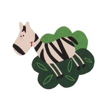 Kinder Zebra Kids Rug