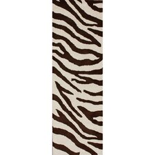 Earth Safari Brown Rug