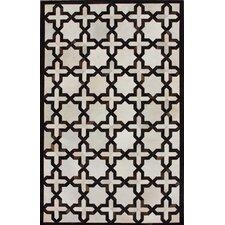 Hudson Moroccan Trellis Geometric Area Rug