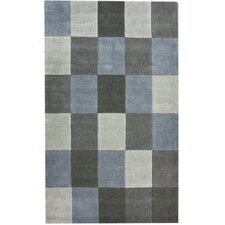 Fancy Grey Trisha Rug