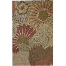 Veranda Trensa Multi-Colored Rug