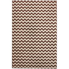 <strong>nuLOOM</strong> Allure Chevron Brown Rug
