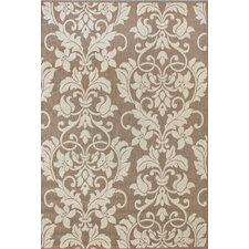 <strong>nuLOOM</strong> Villa Outdoor Ruskea Brown Rug
