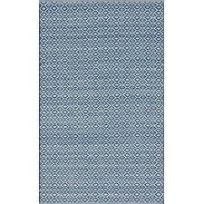Keen Classic Blue Rhina Trellis Rug