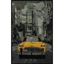 Sovereign Grey NYC Novelty Rug