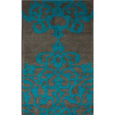 Fancy Grey Novara Rug