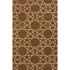Fancy Cocoa Virtu Rug