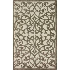 <strong>nuLOOM</strong> Fancy Nickel Dorsa Rug