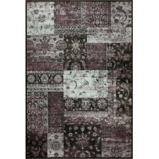 Flux Shag Midnight Prina Rug
