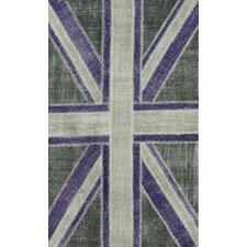 Ayers Multi British Novelty Rug