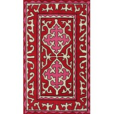 Cine Red Mila Rug