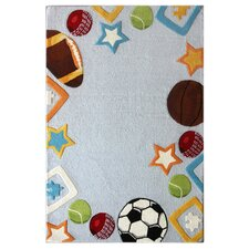 Kinder Sky Funtime Novelty Rug