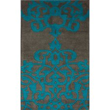 Fancy Grey Vicentina Rug