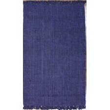 Natura Navy Blue Hayden Loop Rug