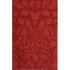 Gradient Wine Darcie Area Rug