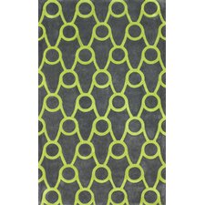 Cine Green Lordis Area Rug