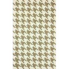 Serendipity Houndstooth Area Rug