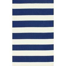 Serendipity Navy Alina Stripes Rug