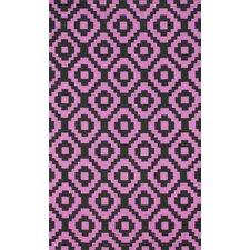 Serendipity Pink Iris Area Rug